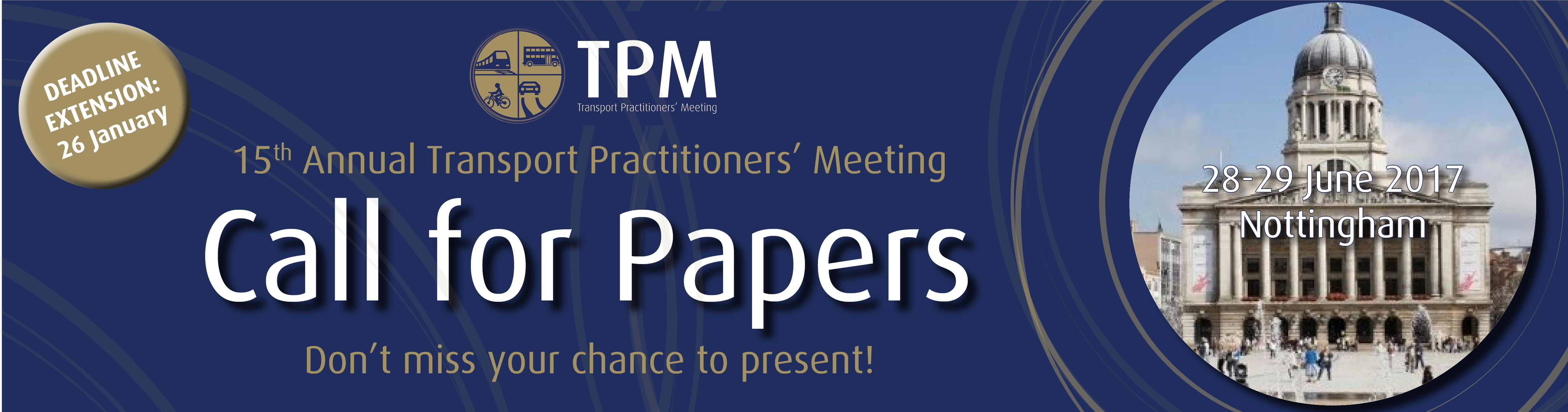 imgTPM Call for Papers 2017